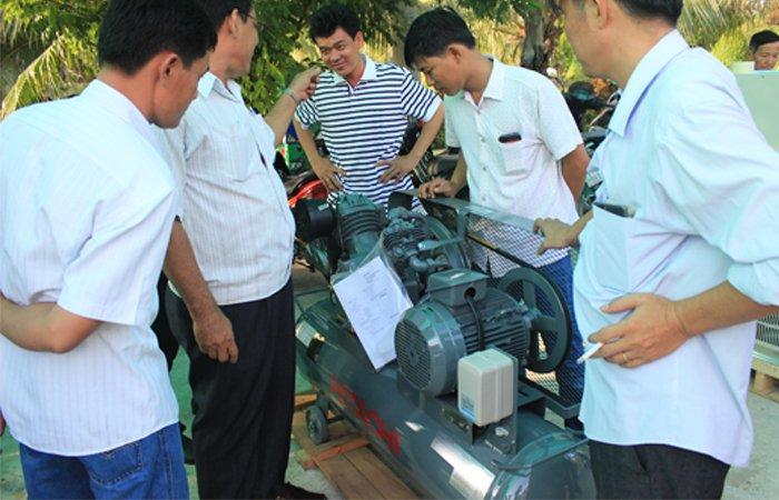 Hội thảo máy nén khí   HITACHI tại TP.HCM 4