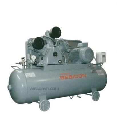 Máy nén khí piston có dầu Bebicon