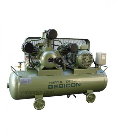 Máy nén khí piston không dầu Bebicon